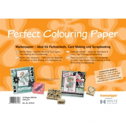 papier perfect colouring copic
