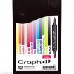 graphitset12marqueurs classiccolors