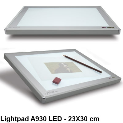 Les tables lumineuses pour dessin - Table a dessin lumineuse ...
