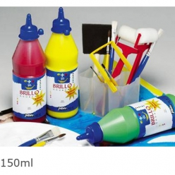 gouache brillante brillo 150 ml de pebeo