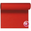 chemin de table dunicel 24 m rouge