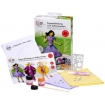 kit de vetement pour poupee shopping girl